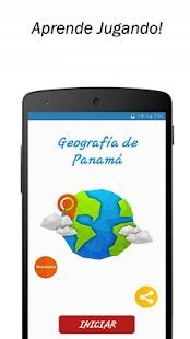 Geografía de Panamá - náhled