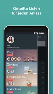 Bring! Einkaufsliste – mit Rezepten & Angeboten Screenshot