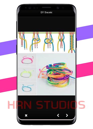 DIY Making Bracelets 1.0.2 screenshots 2
