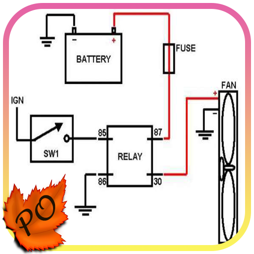 Enjoyable App Insights Automotive Wiring Diagram App Electrical System Wiring 101 Swasaxxcnl