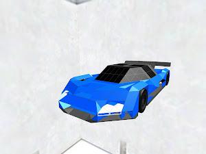 Luxor Gran Turismo 3 seater
