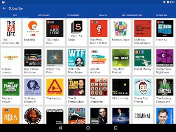 DoggCatcher Podcast Player Screenshot 14