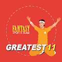 Greatest11™ - Team with Video for #Dream11, #CWC19 icon