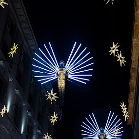 London Lights by Andrew Moore - Public Holidays Christmas (  )