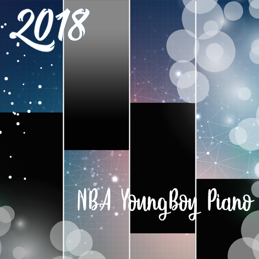 NBA YoungBoy Outside Today Piano Game