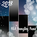NBA YoungBoy Outside Today Piano Game APK