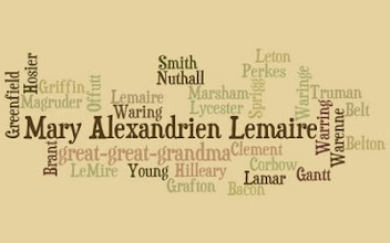 Photo: Wordle . . . Nellie et al . . .