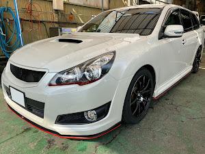 レガシィツーリングワゴン BR9 GT  Sパッケージのカスタム事例画像 Taisei-BR9さんの2019年10月27日21:26の投稿