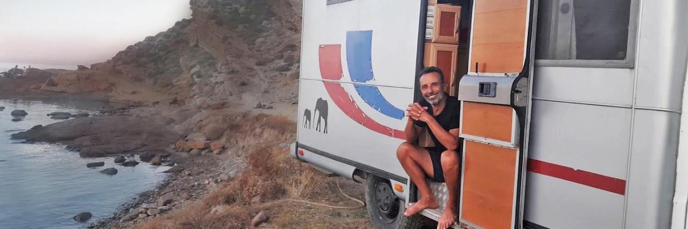 türkiyede karavan hayatı
