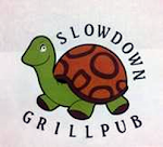 Logo for Slowdown grillpub