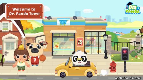 ShawnLiv Dr Panda Town