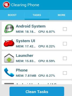 Auto Clean - screenshot