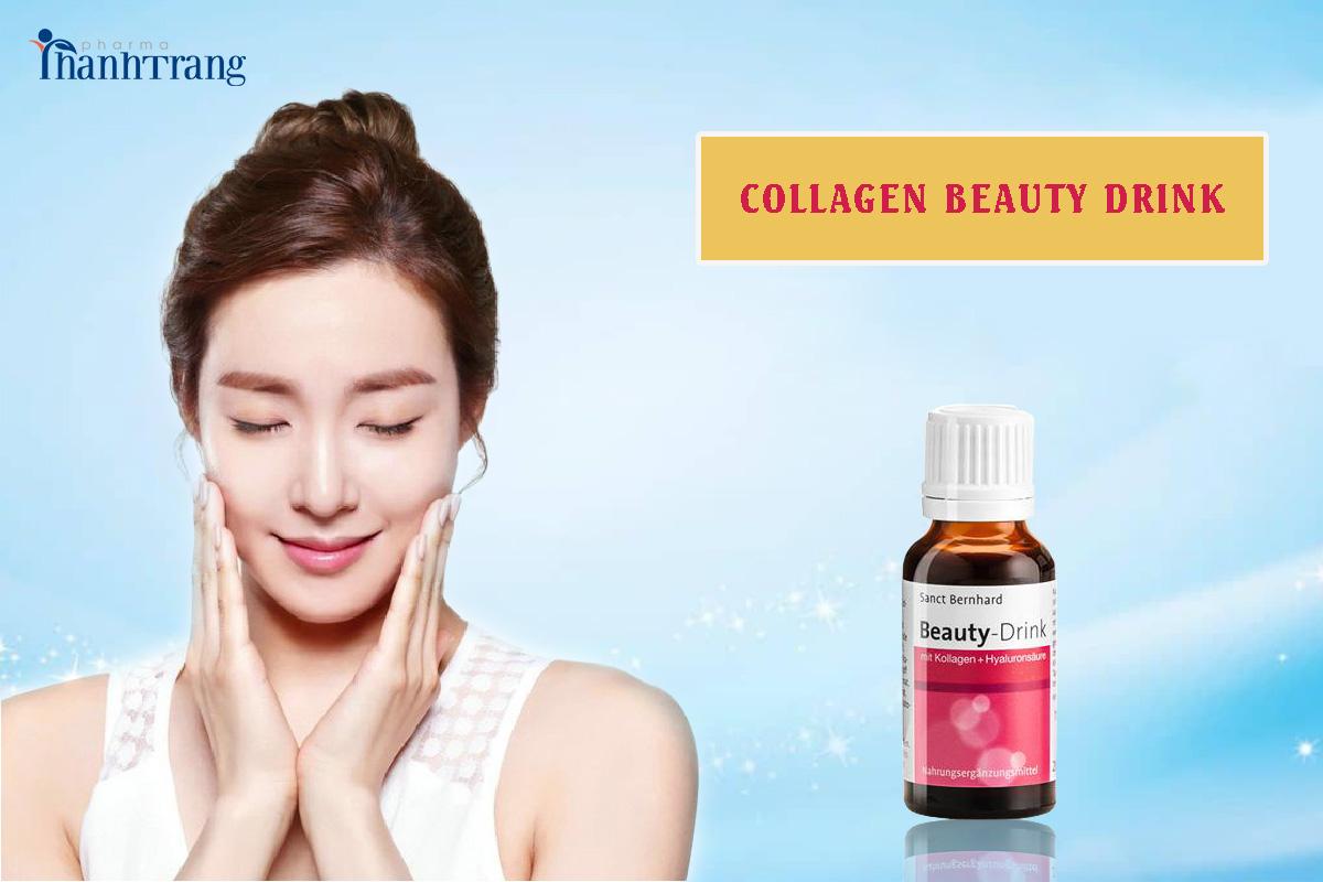 Giới thiệu về nước uống collagen beauty drink