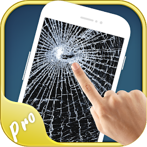 Cracked Screen Prank for PC and MAC