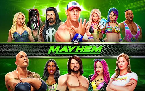 WWE Mayhem  trampa 9