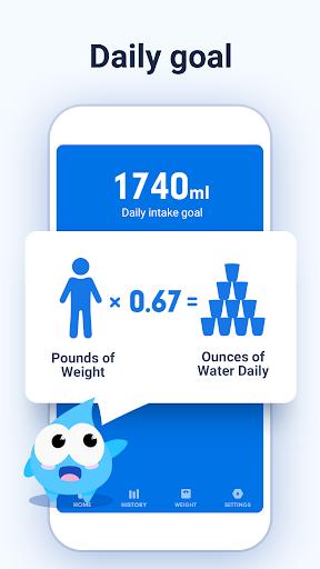 Drink Water Tracker screenshot 3