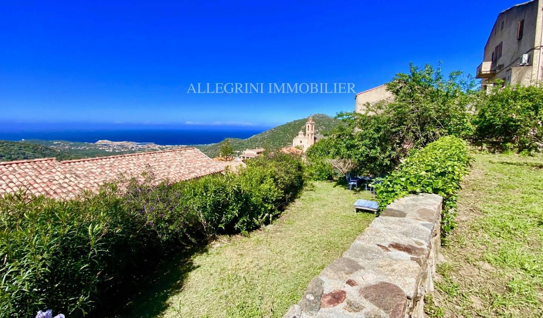 Maison avec terrasse Santa-Reparata-di-Balagna