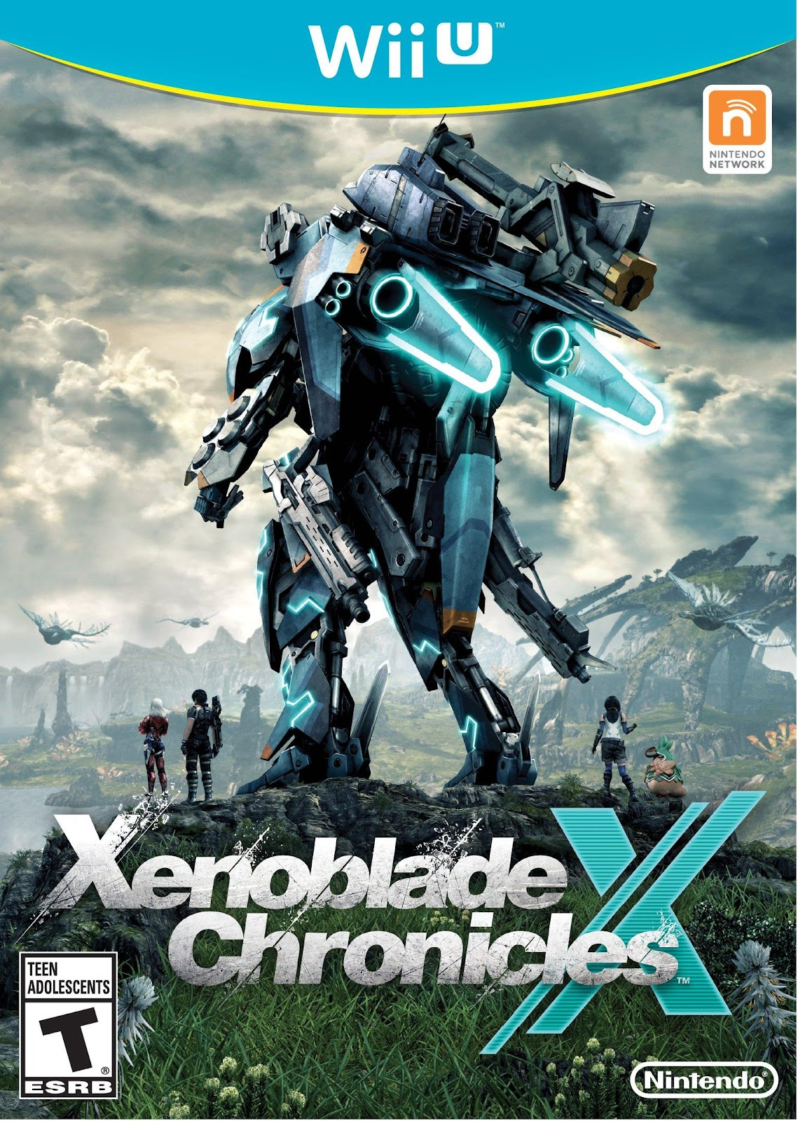 Image result for xenoblade chronicles x