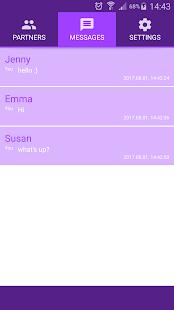 Secret Chat - náhled