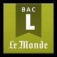 Bac L 2016 - Le Monde