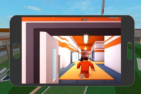New jailbreak rblox mod Jail Break escape 3