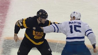 2/4/17: Maple Leafs 6 at Bruins 5 F