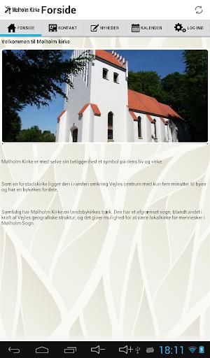 Mølholm kirke