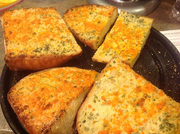 Here is the link for the tasty Garlic Bread that I like to serve...