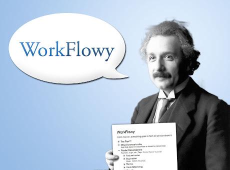 WorkFlowy Bookmark