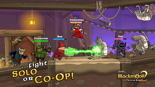 Blackmoor 2: The Traitor King 9.1 Apk + Mod (Money) Android FREE 4