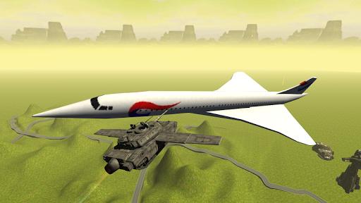 Flying Battle Tank Simulator 2 1