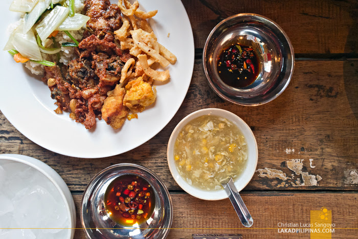 Flores Indonesia Treetop Restaurant