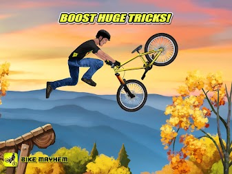Bike Mayhem Free APK screenshot thumbnail 13