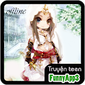truyện teen offline 4 icon
