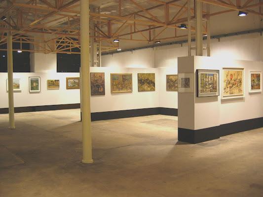 Mostra personale del pittore Ermanno Besozzi Bellano di archiviobesozzi