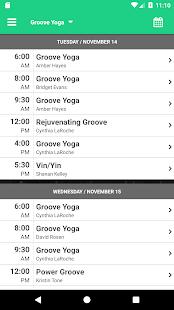 Groove Yoga - náhled