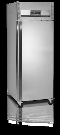 Kylskåp 650 L GN 2/1 RK710-P<br> inkl. 3 hyllor, Tefcold