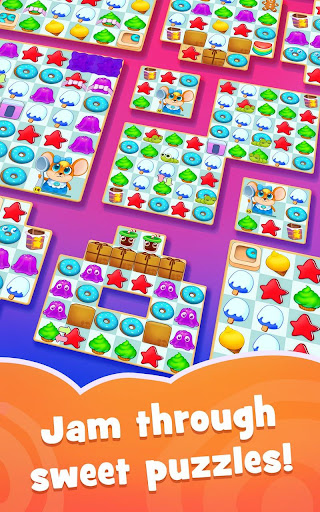 Candy Riddles: Free Match 3 Puzzle 1.37.8 gameplay | by HackJr.Pw 8