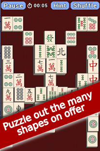 Mahjong Moods Solitaire - náhled