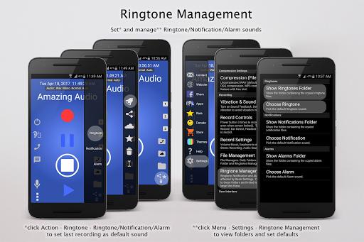 Hi-Res Audio Recorder  screenshots 17