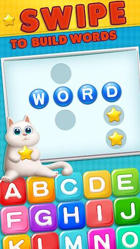 Word Crossy! - A Crossword Scrabble Puzzle  screenshots 1