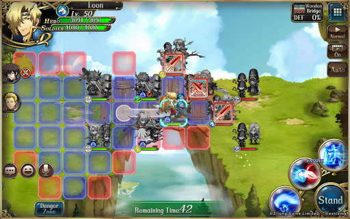 Screenshot for Langrisser in United States Play Store