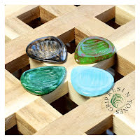 Resin Tones Grip Mixed Pack of 4