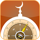 FInd Qibla Directional Compass v 1.0 app icon