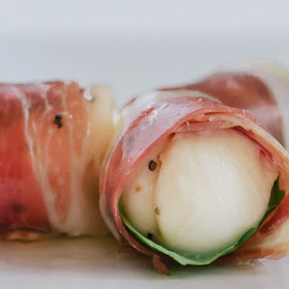 Prosciutto Wrapped Mozzarella Recipe