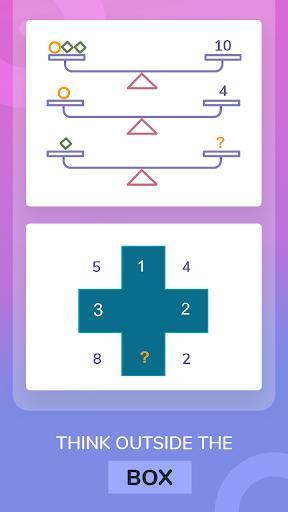 Math Games - Math Puzzles , Best Riddles & Games screenshots 2
