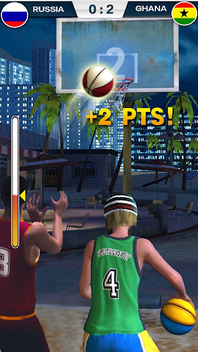 Street Dunk: 2019 Basketball Slam Hero Game 1.1.2 screenshots 1