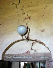 Photo: Ein Kulturdenkmal verfällt