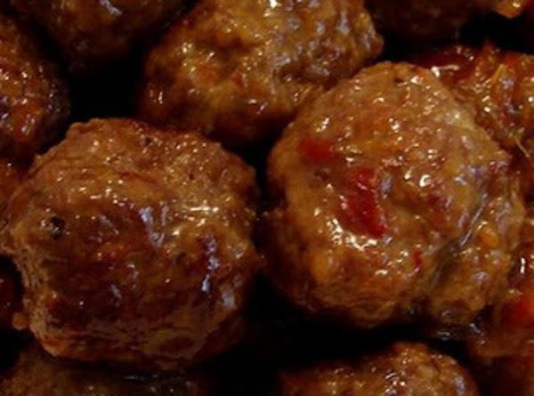 Appetizer Meatballs Recipe