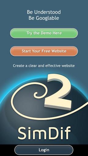 Website Builder for Android screenshot 1